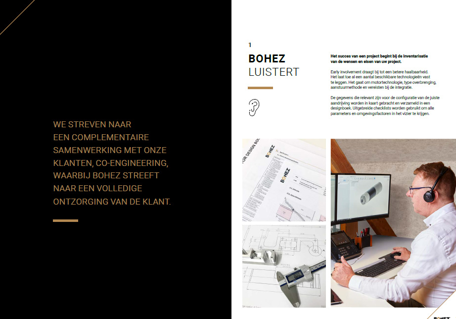 NIEUWE CORPORATE BROCHURE