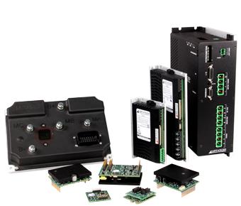 DC/BLDC-motioncontroller.