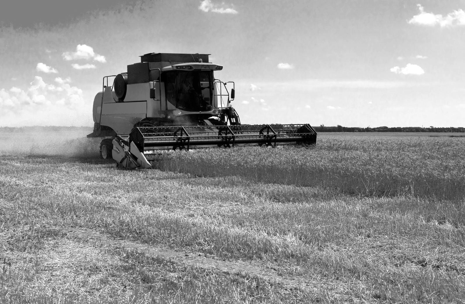 Hoogtechnologische landbouw