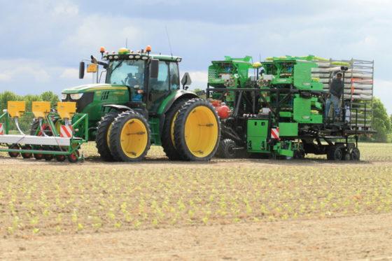 Innovatieve motoren voor plantmachines