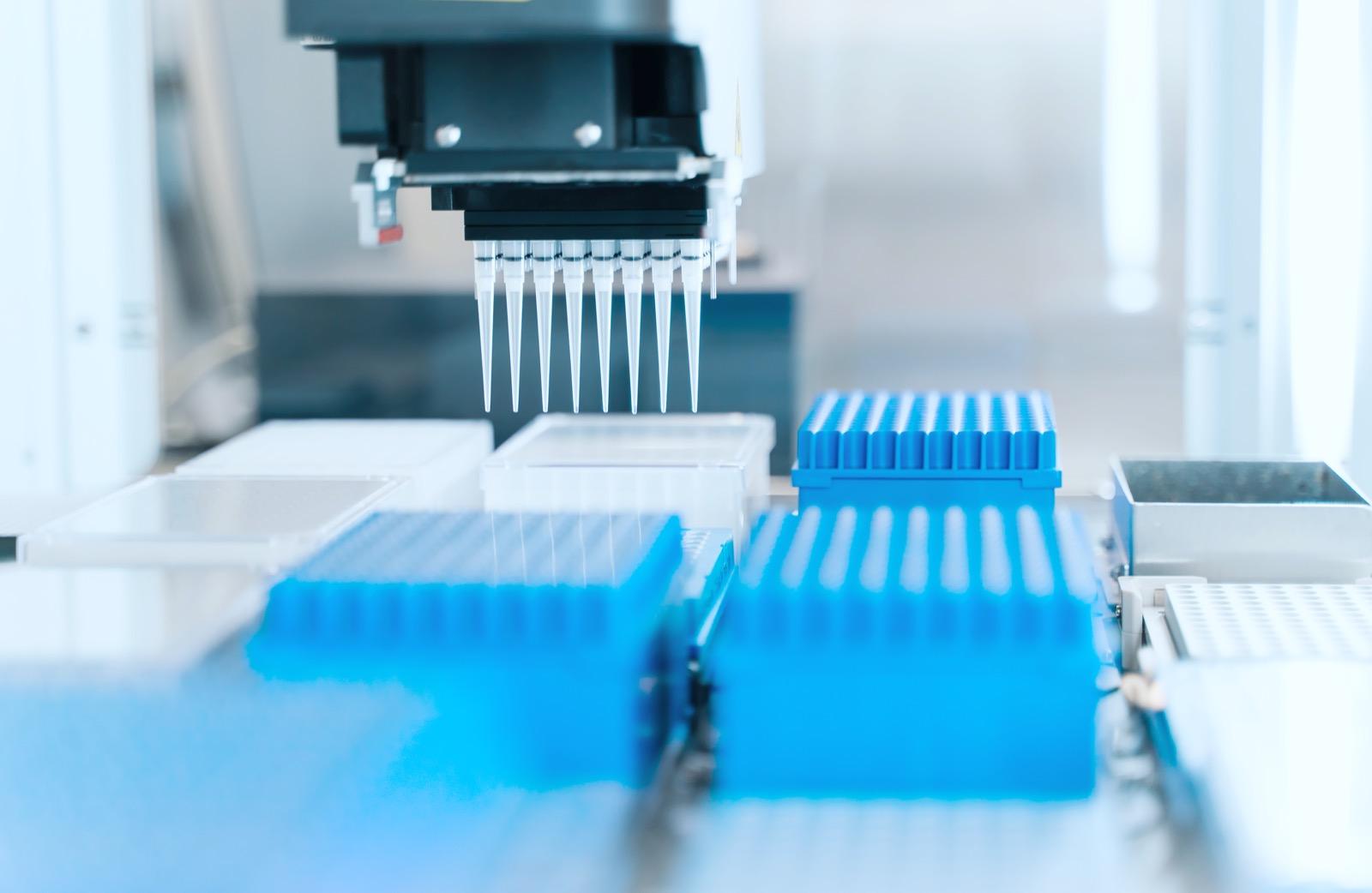 Laboratorium automatisering