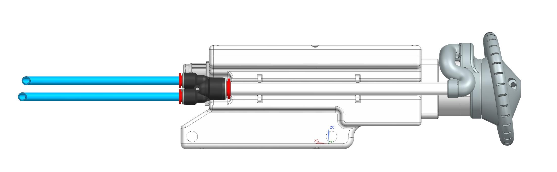 COMPACTE MOTOR INTEGRATIE – RIOOL ROBOT